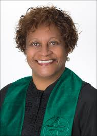 Rev. Mary Johnson - South Carolina United Methodist Conference