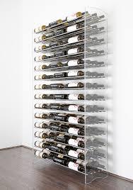 chrome wine rack. Exellent Rack E16bottles With Chrome Wine Rack 1