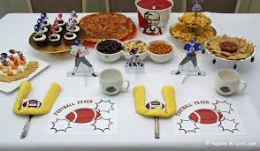Super Bowl Party Decorating Ideas Super Bowl Party Ideas And Decorations 59