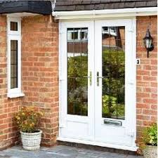 house front door open. UPVC Front Door House Open S