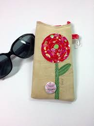 fusible foam adds a wonderful protective home for your sungl this gl holder is a