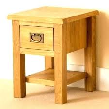 small end table with drawer side table side table drawer s oak small lamp shelf coffee storage end tables