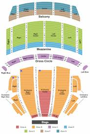 Conte Forum Interactive Seating Chart The Citizens Bank Opera House Seating Chart Boston