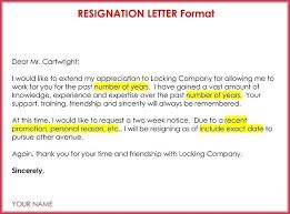 Resignation Letter Samples With Reason Resignation Letter Sample One Month Notice Others Enticing