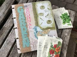 garden journal. Modren Garden Here Is A Peek Into My Garden Journal Intended Garden Journal