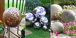 Decorative Yard Balls