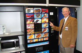 Ice Cream Vending Machine For Sale Fascinating Give Them What They Want Operators Leverage Frozen Vending To Hone