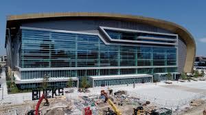 Nba How New Arena Saved Milwaukee Bucks From Leaving Town