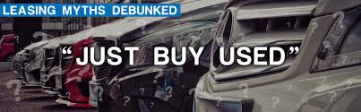 Leasing Vs Buying Used Leasing Myths Debunked All Car