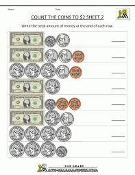 Money Counting Worksheets   Homeschooldressage.com