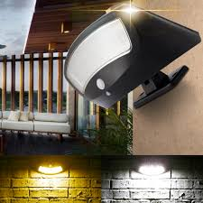 Solar Led Landscape Lights Us 26 29 20 Off 36leds Solar Led Lamp Outdoor Pir Montion Sensor Solar Light Led Landscape Light Solar Kitchen Hallway D20 In Led Outdoor Wall Lamps