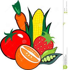 fruits and vegetables clip art. Perfect Art Fruits And Veggies Clipart 1 Throughout Vegetables Clip Art L