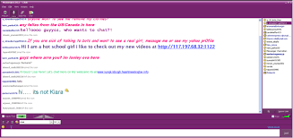 Teen chat rooms la chat