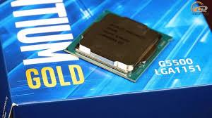 Обзор и тестирование <b>процессора Intel Pentium Gold</b> G5500 ...
