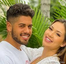 Página oficial do cantor zé felipe. Namorada De Ze Felipe Virginia Fonseca Testa Fidelidade Do Cantor Video Purepeople