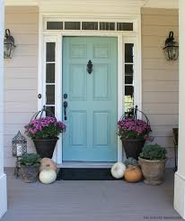 front door paint ideasDoor Color Ideas 10 Pretty Blue Doors  A Pop of Pretty Blog