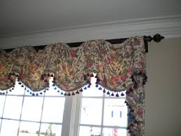 Window Swag Ideas Living Room Fancy Curtains For Living Room