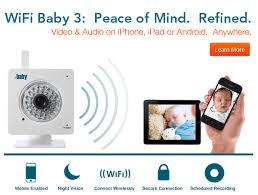 WiFi Baby 3: iPhone iPad Android Monitor & Nanny Cam   WiFi Baby ...
