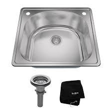 Elkay Quartz Classic 2525 X 22 Kitchen Sink