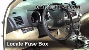 engine light is on toyota highlander what to do interior fuse box location 2008 2013 toyota highlander