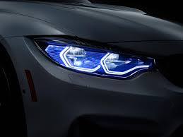 Sport Series bmw laser headlights : BMW M4 Concept Iconic Lights shows up in Vegas | BMWCoop