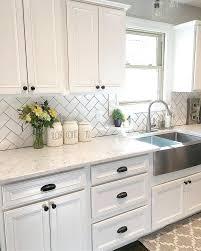 kitchen backsplash white cabinets best white kitchen ideas on white kitchen tile backsplash white cabinets black kitchen backsplash white