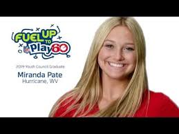 FUTP 60 Youth Council Graduate - Miranda Pate - YouTube
