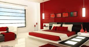 awesome red black white bedroom ideas