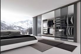 Modern Grey Bedroom Interior 18 Awe Inspiring Ikea Walk In Closet Design Lovers