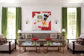 Beautiful Living Rooms With Floor Lamps Photos Architectural Digest - Livingroom lamps
