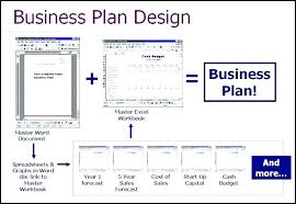 Template Business Plan Excel Software How To Write Financial For ...