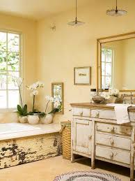 Farmhouse Bathroom Designs Vintage Design Withbathtub Cabinet