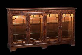 featured photo of sideboards with glass doors