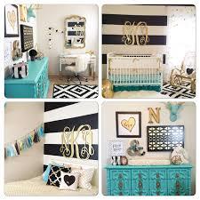 gold nursery design we love the