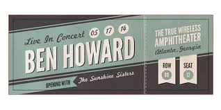 Concert Ticket Layout Awesome How To Create A Custom Concert Ticket In Adobe Illustrator