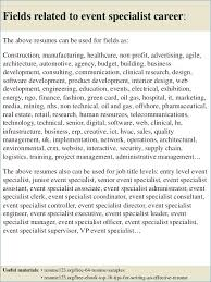 Information Security Specialist Resume Resume Layout Com
