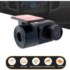 Táp Lô Xe Ô Tô Camera Hidding Viên Đạn Máy Ghi Âm Hình USB Full HD Ban Đêm  ADAS Điện Tử Chó Android Dẫn Đường Xe Ghi Dữ Liệu F1|DVR/Dash Camera