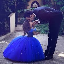 <b>Cinderella Princess Girls Dress</b> Fairy Tales Deluxe Cosplay ...