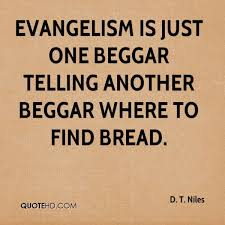 Christian Quotes On Evangelism Best of 24 Popular Evangelism Quotes And Quotations About Evangelism