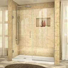 seamless shower doors. Unidoor Seamless Shower Doors E
