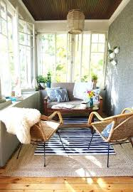 Narrow sunroom White Sunroom Decor With Small Couch And Chairs Narrow Sunroom Decorating Ideas Home Interior Designs Sunroom Decor With Small Couch And Chairs Narrow Sunroom Decorating