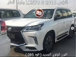 2018 lexus 570. contemporary 570 2018 lexus lx 570 s arrives to the middle east5555png with lexus t