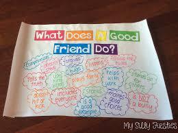The First Week Friendship Activities Teaching Friendship