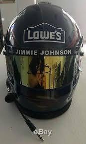 Lowes Psa Jimmie Johnson Signed Batman Vs Superman Lowes Full Size Helmet Psa