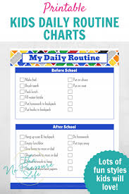 Daily Routine Chart For 9 Year Old 039 Daily Routine Chart Template Planner 791x1024 Wonderful