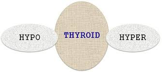 Difference Between Hypothyroid And Hyperthyroid With