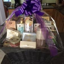 photo of seascape gift baskets burnaby bc canada grand wine and cheese