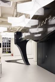 nefa architects leo burnett. Leo Burnett Moscow / Nefa Architects E