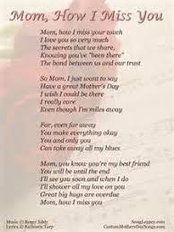 for my mom on Pinterest | Funeral Poems, Poem and Mothers