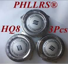 <b>3pcs</b> HQ8 Replace head <b>razor blade</b> for philips <b>shaver</b> HQ9 ...